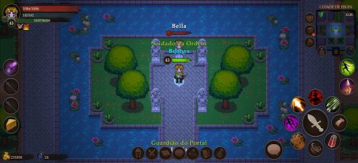 Code Triche Eternal Quest: Online - MMORPG - MMO - RPG  APK MOD (Astuce) screenshots 2