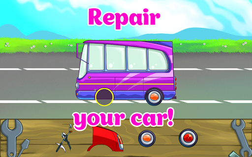Learning Transport Vehicles for Kids and Toddlers 1.3.6 screenshots 2