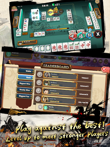 3P Mahjong Fury - hottest in Malaysia & Singapore  screenshots 18