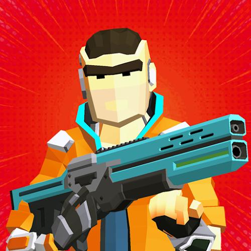 Shootero - One Finger Shooter