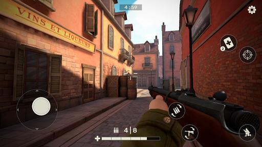 frontline guard: ww2 online shooter screenshot 3