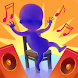 Musical chairs: dj dance game - Androidアプリ