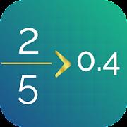 Fraction Decimal Calculator