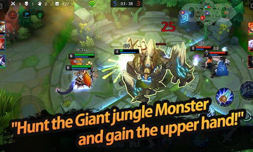 League of Masters: Legend PvP MOBA Summon Champion apk