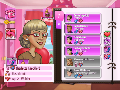 Kitty Powers' Matchmaker Screenshot