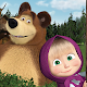Masha and the Bear. Lernspiele für PC Windows