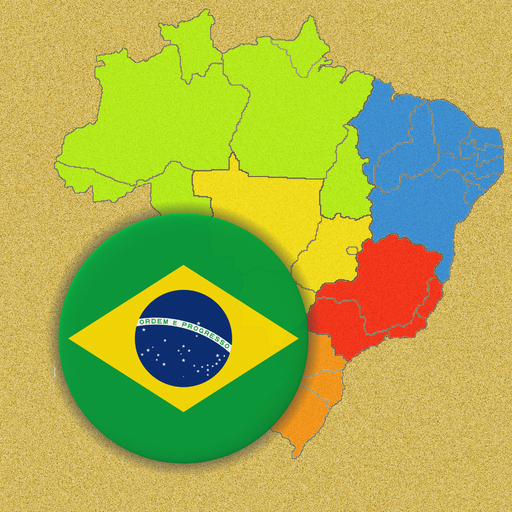 Brazilian States - Quiz about Flags and Capitals For PC Windows (7, 8, 10 and 10x) & Mac Computer