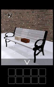 脱出ゲーム 雪降る庭からの脱出のおすすめ画像3