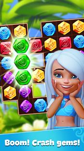 Gemmy Lands: New Match 3 Games 2021 to Crush Gems 11.41 Screenshots 3