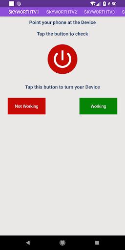 Universal Skyworth Remote Control modavailable screenshots 4