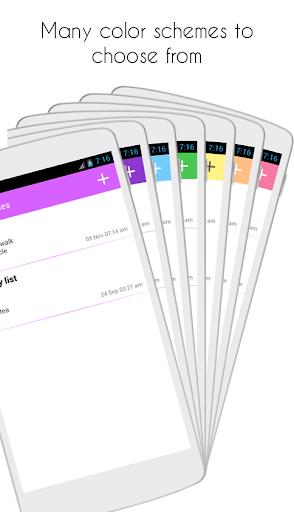 Keep My Notes - Notepad, Memo and Checklist modavailable screenshots 3
