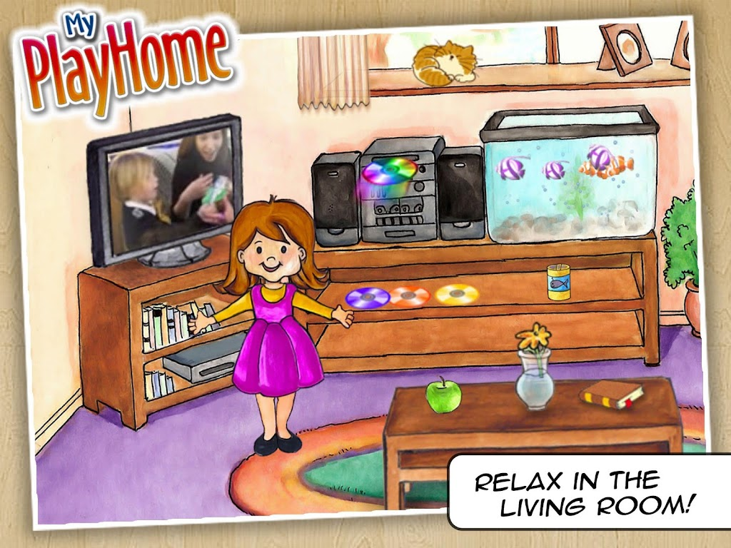 My PlayHome : Play Home Doll House  poster 2