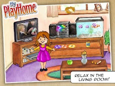 My PlayHome : Play Home Doll Houseのおすすめ画像5