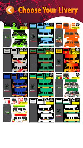 Livery Angkot BUSSID 1.5 screenshots 1