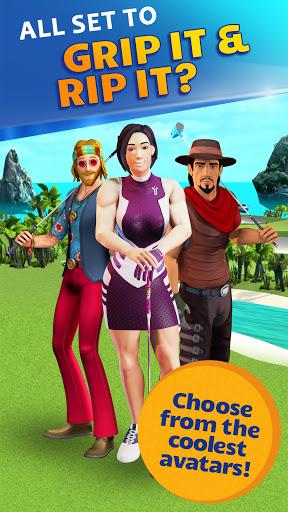 Golf Slam - Fun Sports Games screenshot 1