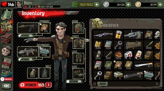 The Walking Zombie 2 MOD APK 3.6.10 (Unlimited Money) 6