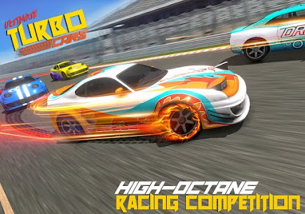 Ultimate Turbo Car Racing APK | Ultimte Turbo Car Racing MOD (Money) 2