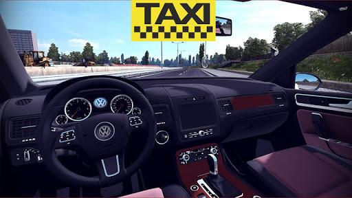 Real City Taxi Simulator 2021 : Taxi Drivers screenshots 5