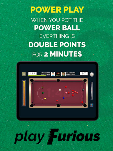 Power Snooker apkpoly screenshots 11