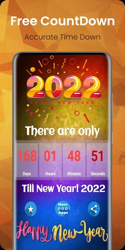 2022 New Year Countdown [FREE] 1.3 Screenshots 2