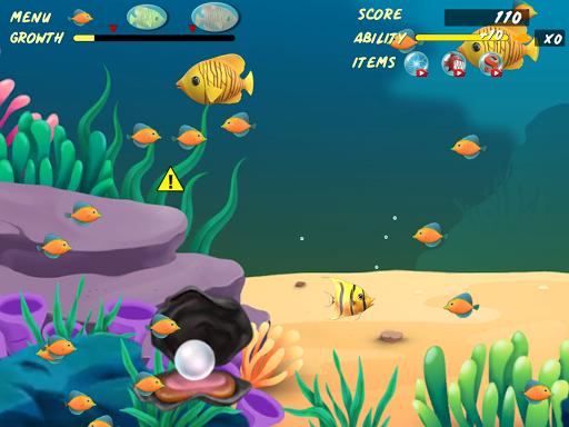 Let Me Eat : Big fish eat small  screenshots 11