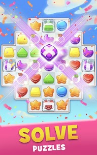 Cookie Jam Match 3 Mod Apk  Connect 3 (Unlimited Money + Lives) 1