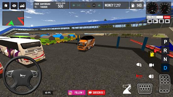 Image For IDBS Indonesia Truck Simulator Versi 4.1 5
