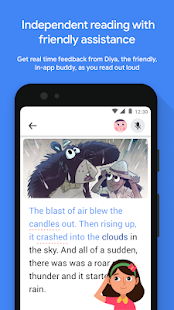 Read Along by Google: A fun reading app Screenshot