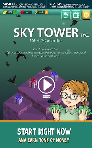 Sky Tower Tycoon u2013 Your Idle Adventure 2.3.5 screenshots 15