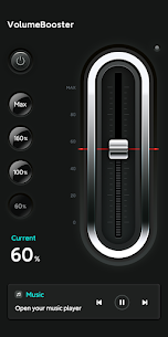 Volume Booster – Loud Speaker with Extra Sound 3