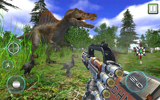 Dinosaur Hunter 3D 6.0 screenshots 1