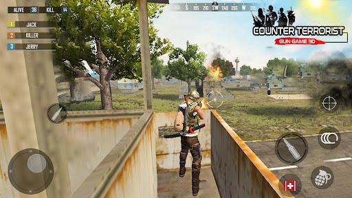 Fire Free Battleground Survival Firing Squad 2021 1.0.4 screenshots 3