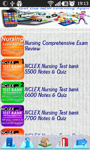 NCLEX Nursing 6600 Note & quiz For PC Windows (7, 8, 10, 10X) & Mac Computer Image Number- 9