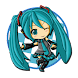3D Miku finger-guessing - Androidアプリ