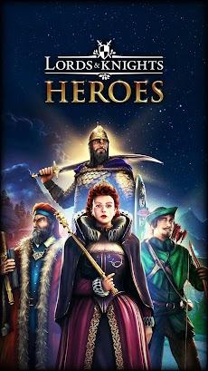 貴族達と騎士達 中世戦略 - Lords & Knights Medieval Strategyのおすすめ画像1