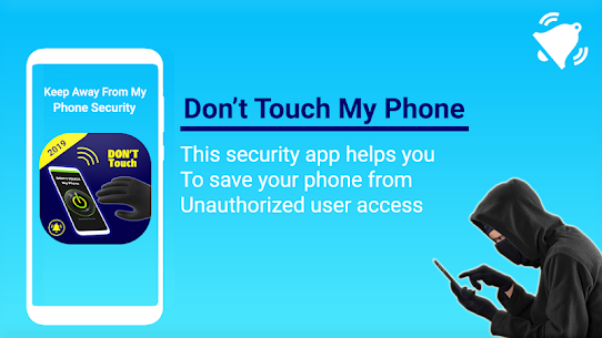 Don't Touch My Phone: Anti-theft & Mobile Security v1.8.4 (Pro) 2