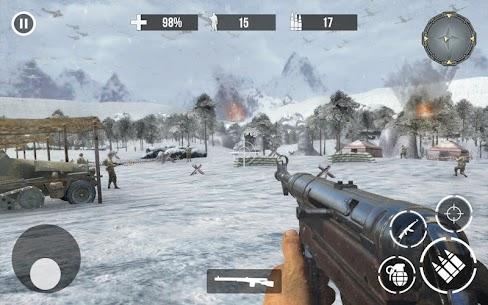 Call of Sniper WW2: Final Battleground War Games 3.3.8 Apk + Mod 3