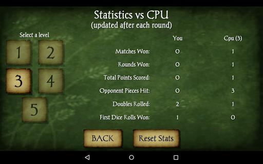 Backgammon Free 2.343 Screenshots 24