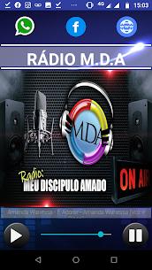 Web Rádio M.D.A  For Pc (Windows 7, 8, 10 And Mac) 2