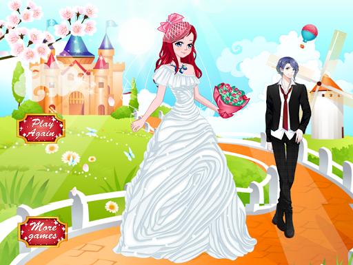 Wedding Makeup Salon : Dress Up Bride ud83dudc8d Marry me screenshots 4