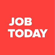 JOB TODAY: Find Jobs, Build a Career & Hire Staff  Icon