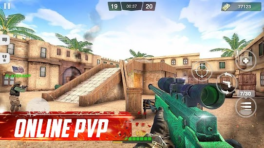 Special Ops FPS PvP War-Online gun shooting games 4