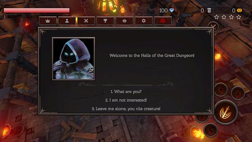 Action RPG Offline - Dungeon Mania 32 screenshots 8