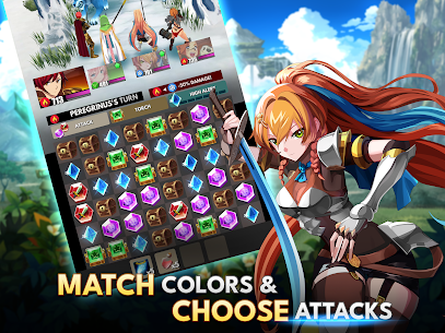 Starsteel Fantasy MOD APK- Puzzle Combat (MOD Menu/God Mode) 10