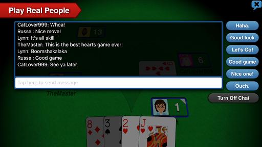 Hearts +  screenshots 5