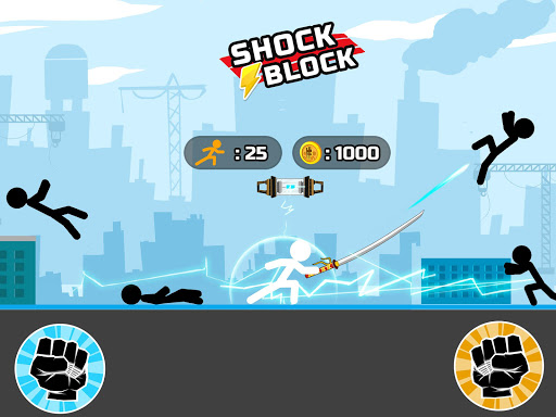 Stickman Fighter Epic Battle 2  screenshots 16