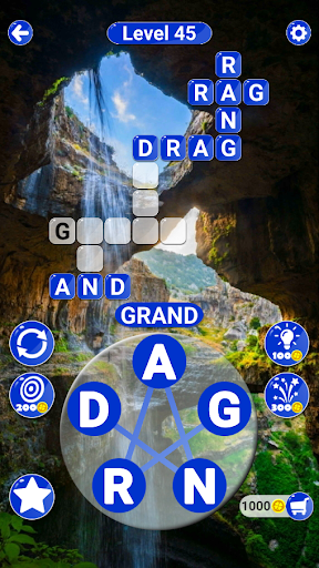 Around the Word: Crossword puzzle 1.3 screenshots 4
