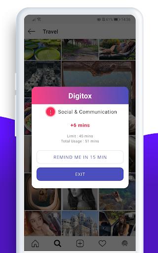 Digitox : Digital Wellbeing - Screen Time 4.3.1 screenshots 7