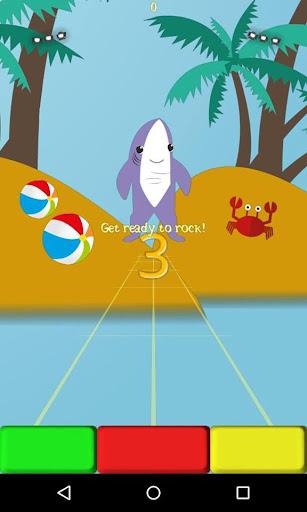 left shark screenshot 1
