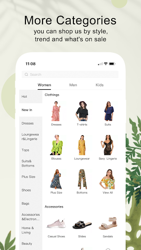 Modish Closet apktram screenshots 6